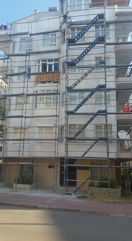 Zarif Apartmanı