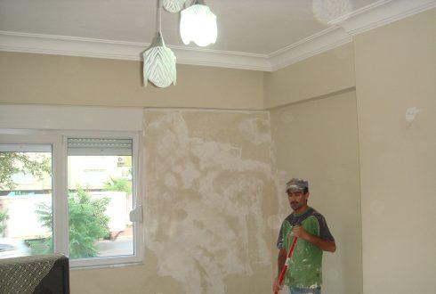 Duvarlardan Lekeler Nasıl Çıkarılır