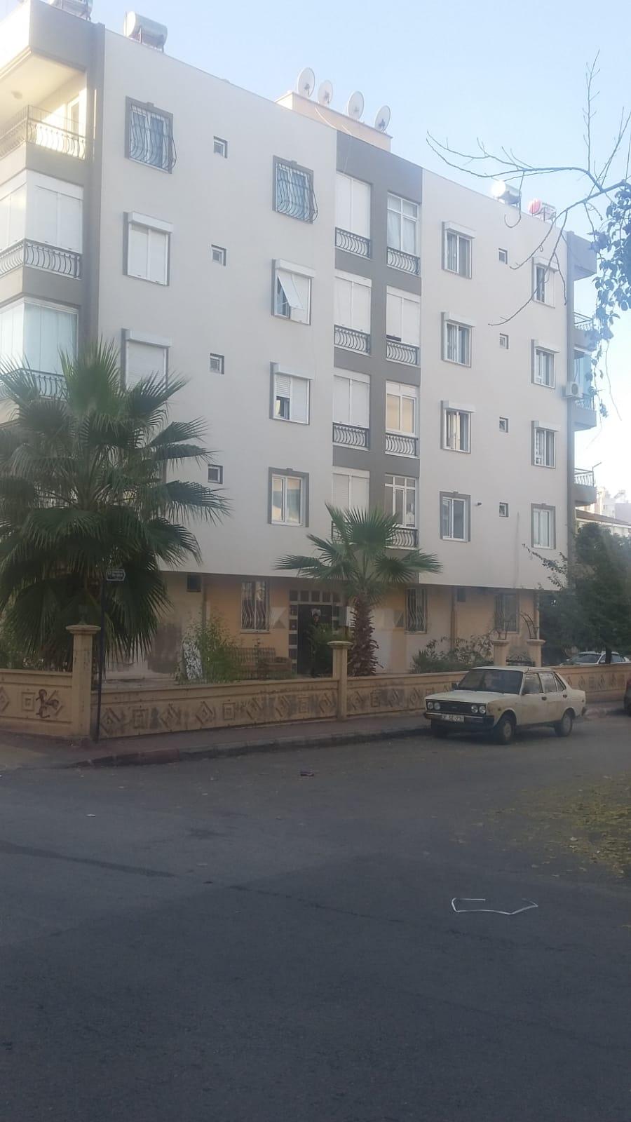 Onbaşıoğlu Apartmanı