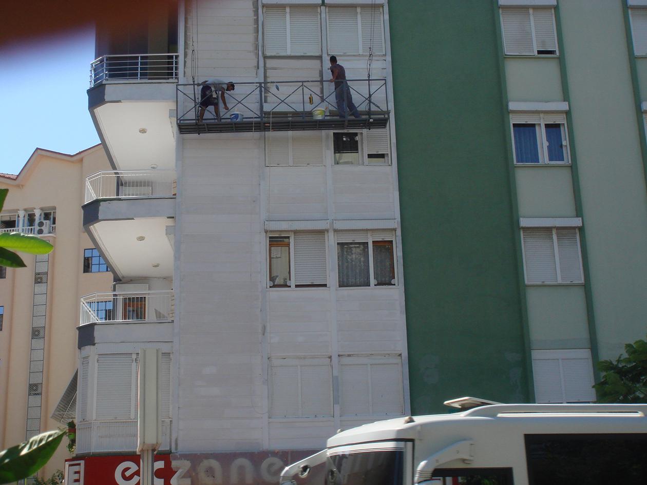 Durmuş Ali Bıçak Apartmanı