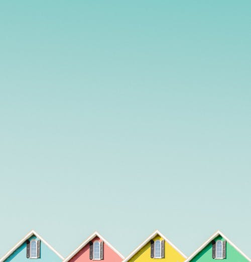 Hayalinizdeki Ev İçin 4 Yaz Renk Trendi